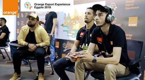 Orange E-SPORT CAN Egypte